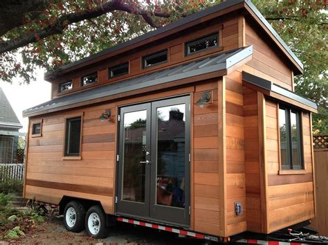 Tiny Home Trailer Design